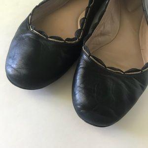 Chloe Shoes - 😍Chloe Lauren ballet flats shoes 37 7 Black 💋
